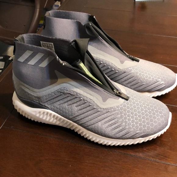55935d8397268 Mens adidas Alphabounce ZIP size 11.5